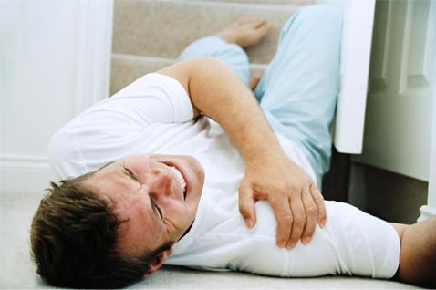 personal injury lawyer image fall ira a serebrin